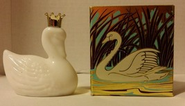 Vintage Avon ROYAL SWAN CHARISMA COLOGNE 1 FL OZ IN BOX - $12.49