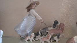 Lladro Puppy Parade #6784 - $700.00