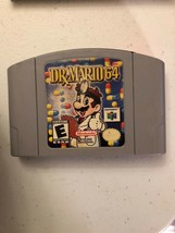 Nintendo 64 video game Dr. Mario 64 We have a lot! Bundle to save N64 Fr... - $28.04