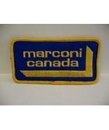 Marconi Canada Souvenir Patch Crest Emblem - $4.99