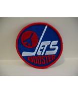 Vintage Winnipeg Jets Booster Souvenir Patch Crest Emblem - $9.99