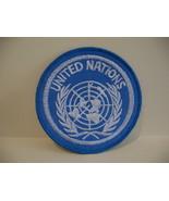 United Nations UN Collector Souvenir Patch Crest Emblem - $5.99