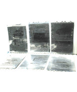 Vintage 1950s Ink Duplicating Machine Foil Plates Mimeograph Turnpike Pe... - $42.06