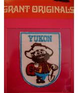 Yukon Gold Miner Collector Souvenir Patch Crest Emblem - $5.99