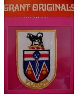 Yukon Territory Coat of Arms Souvenir Patch Crest Emblem - $5.99