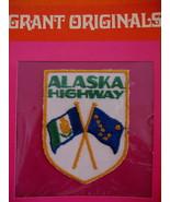 Alaska Highway Flag Souvenir Patch Crest Emblem - $5.99