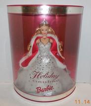 "Mattel Special Edition Holiday Celebration Barbie 2001 11"" RARE HTF NIB ... - $32.73"
