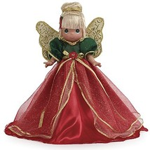 "Precious Moments Angels We Have Heard On High Tree Topper Doll 12"" - $119.73"