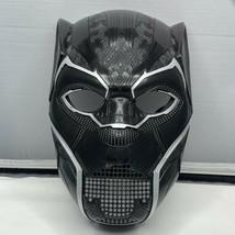 Marvel BLACK PANTHER Kids Child Mask Plastic Halloween Costume Mask Dres... - $9.89