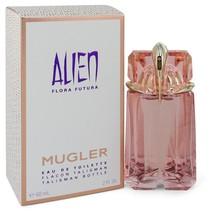 Alien Flora Futura By Thierry Mugler For Women 2 oz EDT Spray - $55.26