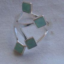 Branch greenish ring - $20.00