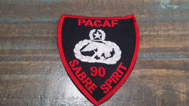 PACAF Sabre Spirit Patch - $5.93