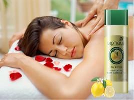 Natural Citron / Bio Cit Stimulating Body Massage Oil-Healthy-Looking Bo... - $10.60