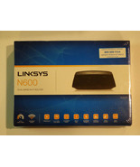 New! Linksys E2500 (N600) Advanced Simultaneous Dual-Band Wireless-N Router - $49.49
