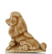 Tom Smith Animates Porcelain Miniature by Wade World of Dogs Apricot Poodle image 3
