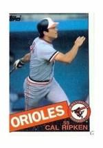 Baseball Card, 1985 Topps Cal Ripken Baltimore Orioles #30 , NEW & Sealed - $12.00