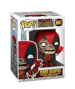 NEW SEALED 2020 Funko Pop Figure Marvel Zombie Deadpool Walmart Exclusive   - $23.19