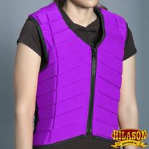Hilason Adult Safety Equestrian Eventing Protective Protection Vest U-13V1 - $62.99