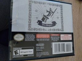 Nintendo DS Master Of illusion image 2
