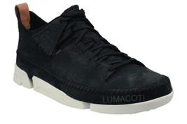 Mens Clarks Originals Trigenic Flex Black Nubuck Boot 26107366 - $104.99