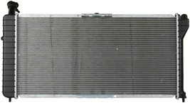 RADIATOR GM3010291 FITS 97 98 99 00 01 02 03 BUICK PONTIAC OLDSMOBILE CHEVROLET image 2