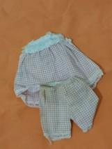 Vintage TAMMY Doll SLEEPYTIME Pink & White Pajama Set #9092-8 1962 Japan... - $14.50