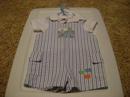 GOOD LAD BOYS 2 PIECE OUTFIT 6 TO 9 MONTHS - $6.78