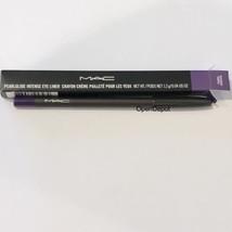 MAC Pearlglide Intense Eye Liner Crayon Pencil FULL SZ DESIGNER PURPLE N... - $19.75