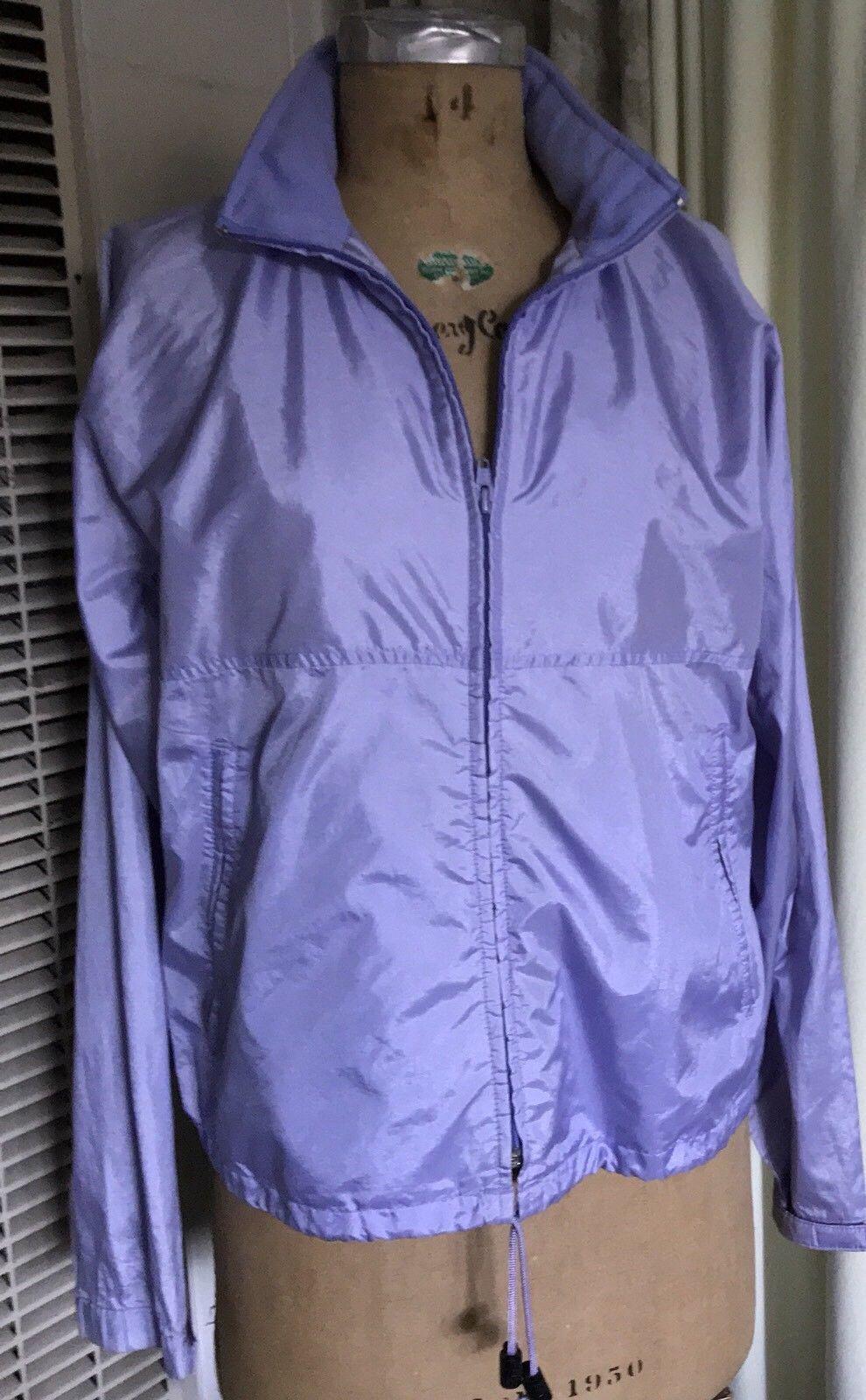 S l1600. S l1600. Previous. Vintage Womens LL Bean Lavender Light Purple  Windbreaker ... 4c1331e599