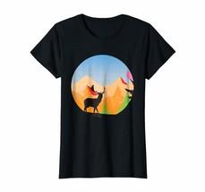 Teacher Style - Back To School T-shirt - Mule Deer Buck Wowen - $19.95+