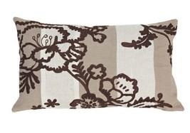 Extravaganza Linen Cushion Cover White pillow case - $24.00