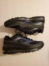Nike Air Max 97/BW Running Shoes Black Metallic Hematite Men's Sz 7 AO24... - $128.69