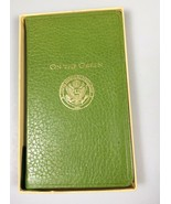 USGA On the Green golf journal golfing gift leather book Italy - $38.85