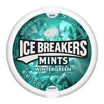 ICE BREAKERS Mints, 1.5oz, Wintergreen - $18.27