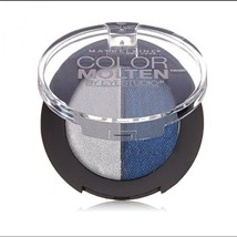 Maybelline Eye Studio Color Molten Cream Eye Shadow,Sapphire Mist 304 - $5.99