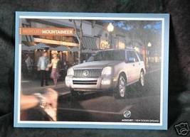 2008 Mercury Mountaineer - $4.00