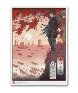 The Art of Ghost of Tsushima Collector's Edition PS4 Poster Print SIGNED... - $129.98