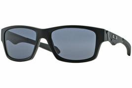 Oakley Jupiter Squared OO9135-25 Matte Black/Grey Unisex Sport Sunglasses - $108.89