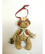 """Hallmark Keepsake 2003 """"Gift Bearers"""" Porcelain Teddy Bear Movable Ornament - $11.87"""