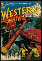 Western Comics #27 1951- Wyoming Kid- Nighthawk VG - $80.70