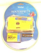 Rare 2004 Kodak Vivitar Waterproof 35mm Camera Mariner Sealed Film Batte... - $73.99