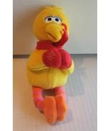 Big Bird Magnitudes Plush Toy Red Gloves - $6.92