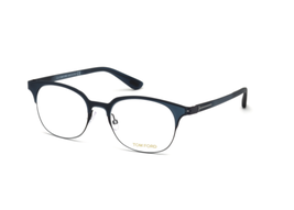 c0ff8e4f488fc Authentic Tom Ford Eyeglasses TF5347 089 Dark Blue Frames 51MM Rx-ABLE -   89.09