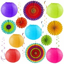 Sterling James Co. Colorful Party Pack – Birthday Decorations - Outdoor...  - $22.41