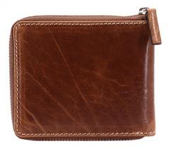 Tommy Hilfiger Men's Leather Zip Around Wallet Passcase Billfold Rfid 31TL130047 image 15