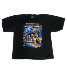 Men's XL Sturgis Bike Week T Shirt 2006 Harley 66th Annual - $24.70
