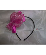 Charming Charlie New With Tags Headband with Pink Bow - $5.97