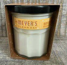 Mrs. Meyer's Limited Edition Candle with Sleeve Orange Clove 4.9 oz image 3