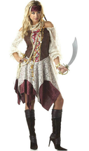 South Seas Siren Sexy Pirate Costume - $19.99