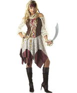 South Seas Siren Sexy Pirate Costume - $19.99